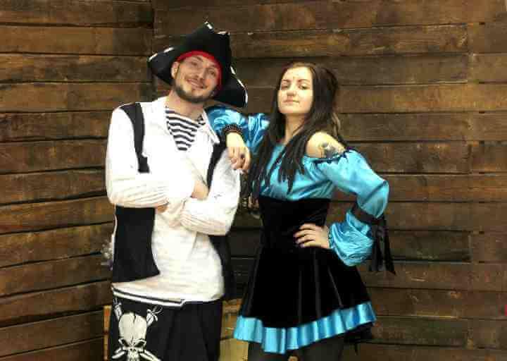 пират билл